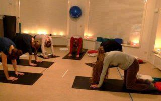 Zwangerschapsyoga yogastudio Amsterdam Watergraafsmeer